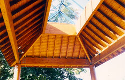 SWA Architects | Vale Resource Centre Canopy