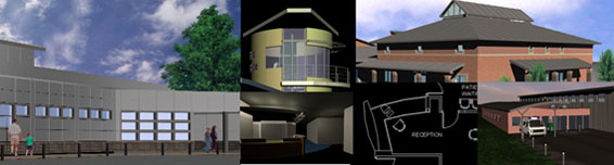 SWA Architects | Project collage